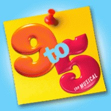 9 to 5 - Turquoise with post it